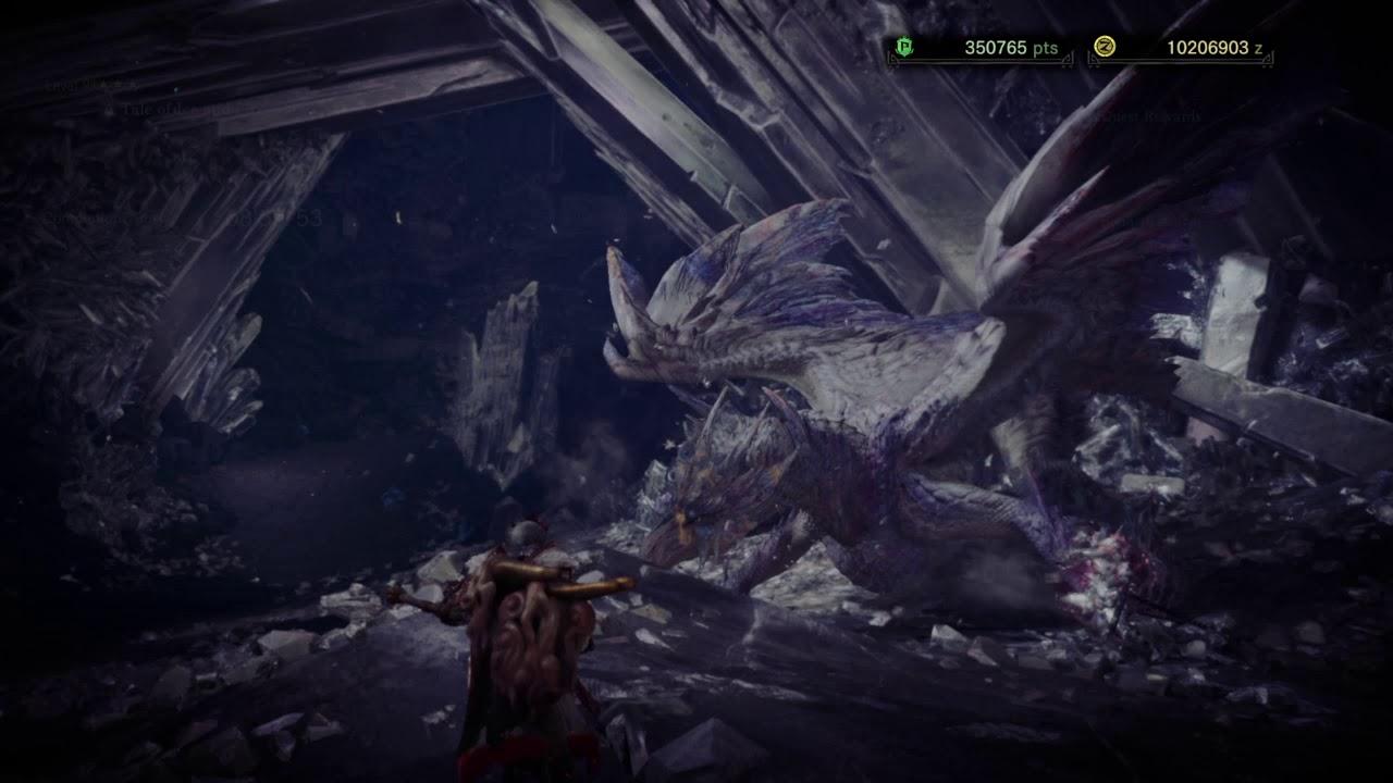 Cheat??? - Monster Hunter World: Iceborne - YouTube