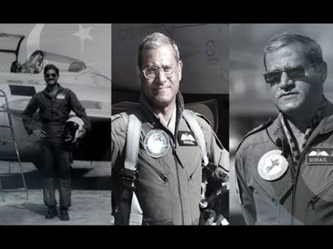Best Farewell to Pak Air Chief Marshal Sohail Aman | Best any Tribute