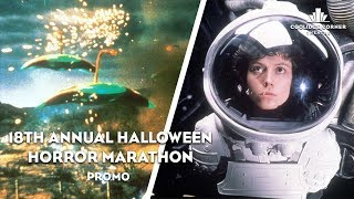 18th Annual Halloween Horror Marathon | Promo [HD] | Coolidge Corner Theatre