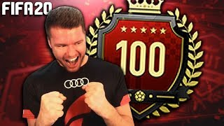 FIFA 20: ICH BIN IN DER TOP 100 🔥😱 WEEKEND LEAGUE (FUT CHAMPIONS)