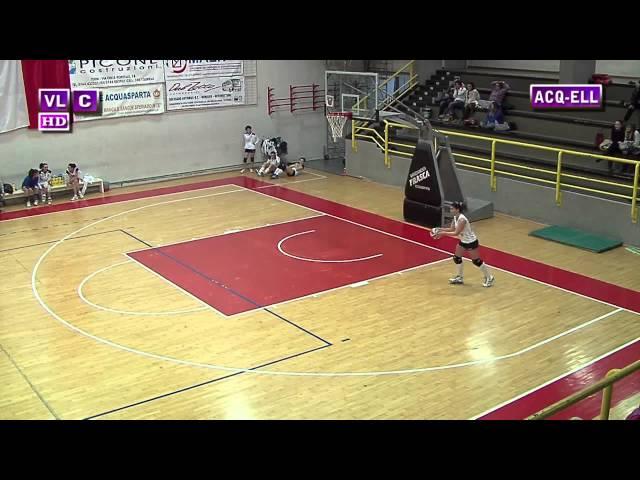Acquasparta vs Ellera - 4° Set