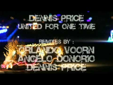 DENNIS PRICE - United for one time (united in jazz remix) 90 Watts