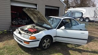 I Bought A Honda You Wont Believe What Was Inside