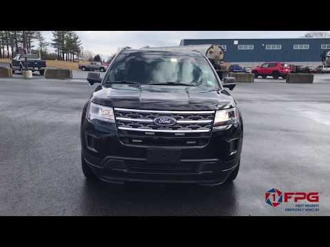first-priority-emergency-vehicles-recently-customized-morris-county's-ford-explorer