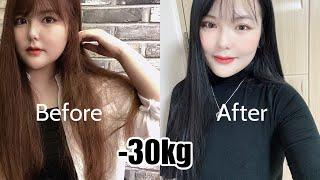ENG) -30kg 다이어트 성공후기 | 90kg - …