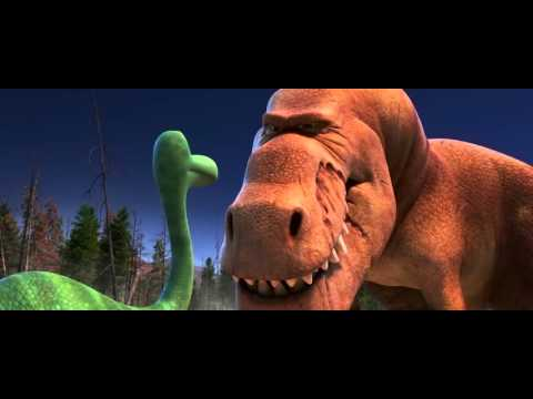 Den Gode Dinosaur TRL-Q Dansk tale