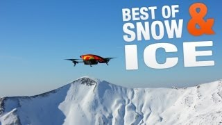 AR.Drone 2.0 Best Of SNOW & ICE