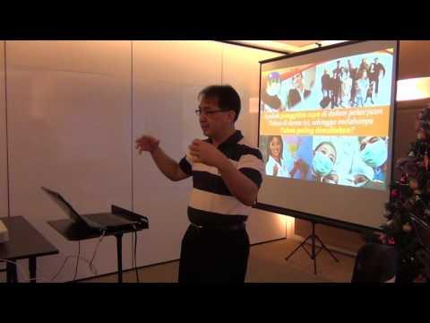 20151205 - Johan Setiawan - God's Kingdom My Calling