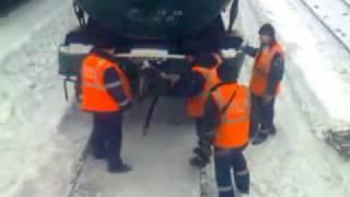 видео Конструкция ударно – тягового прибора