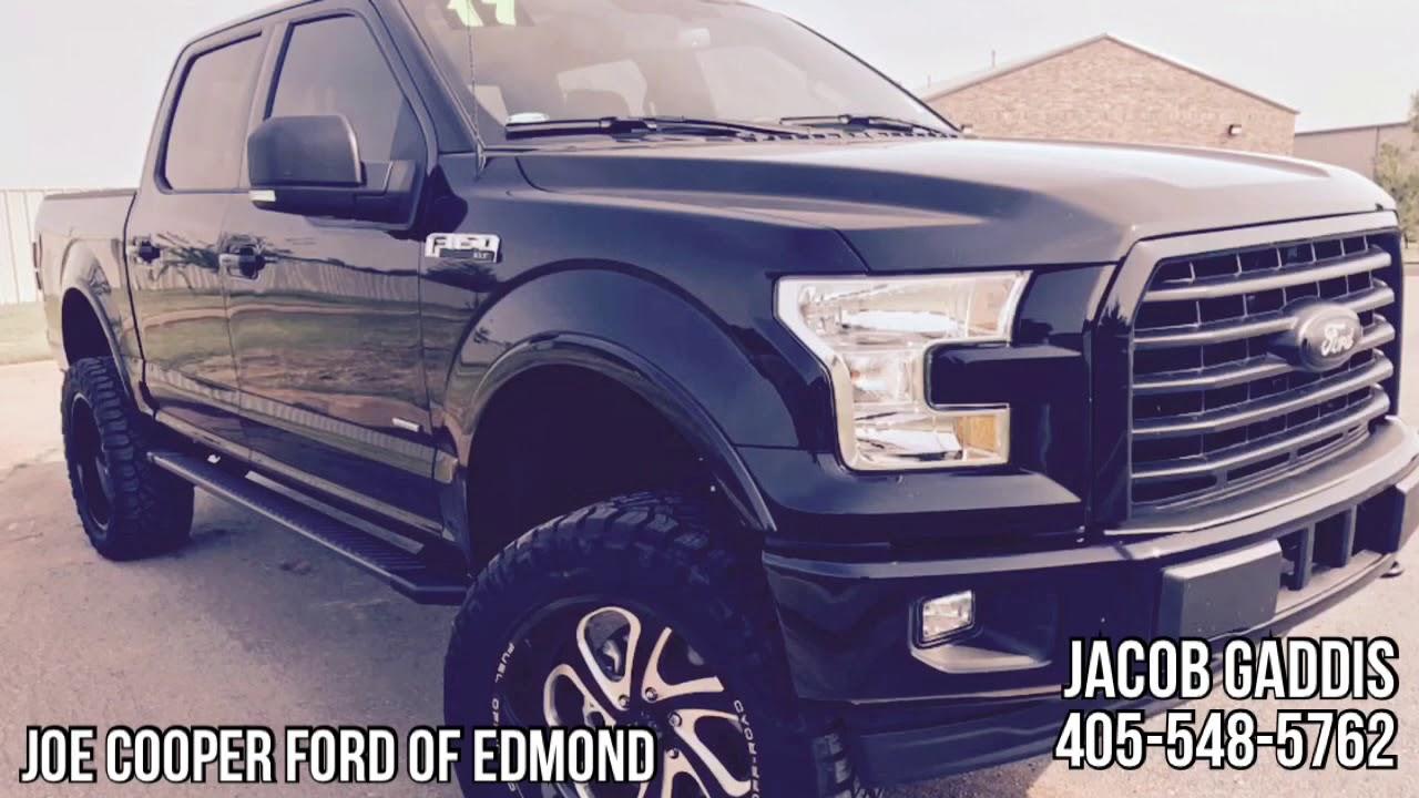 Joe Cooper Ford Edmond >> 2017 Ford F 150 Promo Oklahoma City Ok Joe Cooper Ford Edmond