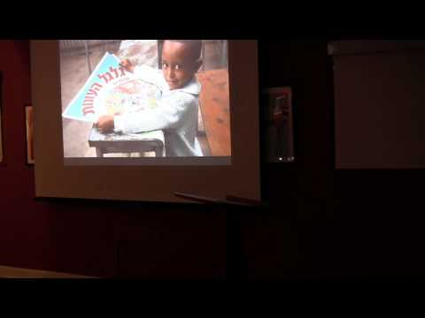 "OUMA Lecture: ""The Last of the Ethiopian Jews"""
