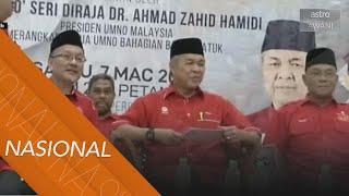 Langkah Zahid Hamidi tenangkan keadaan penjajaran strategi