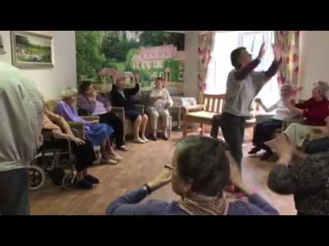 Music and movement at OSJCT