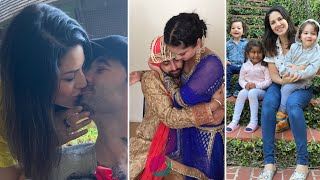 Sunny Leone Family Members with Husband, Daughter, Sons, Father, Brother & Biography
