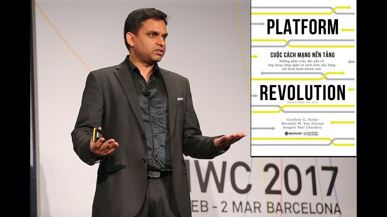 Platform Revolution, bài nói chuyện của Sangeet tại Social Business Forum