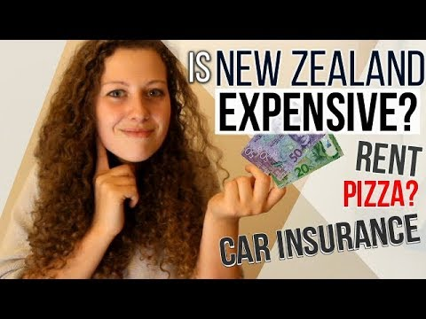 IS NEW ZEALAND EXPENSIVE? | The REAL Cost of Driving, Rent, Food, Tourist Attractions & More.