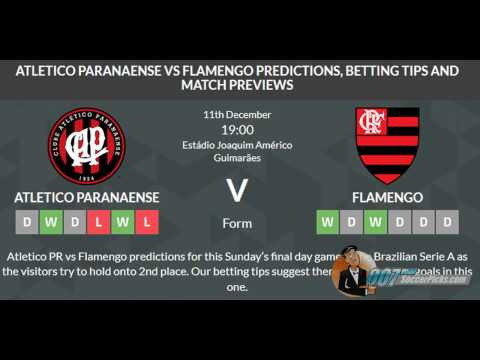 Atletico Pr Vs Flamengo Preview