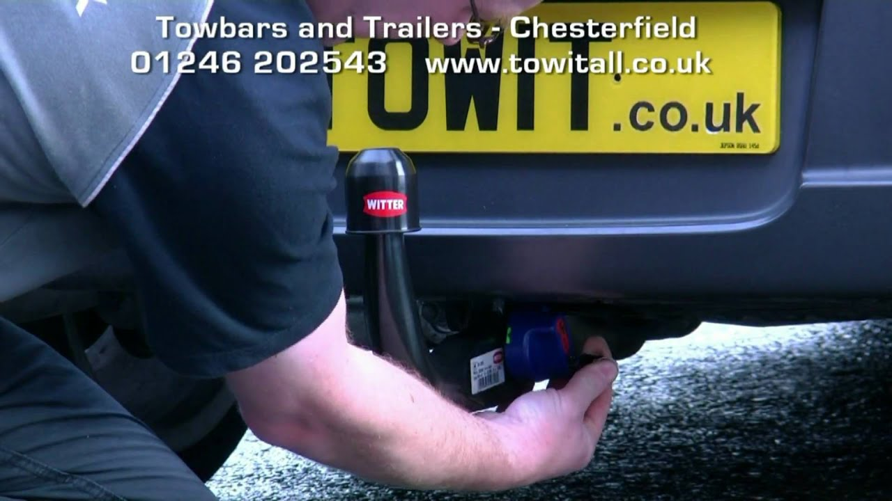 Towbar Video Bmw 1 Series Witter Detachable Youtube Wiring Instructions