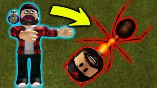 I SWAPPED OUT in ANT! | ROBLOX #admiros
