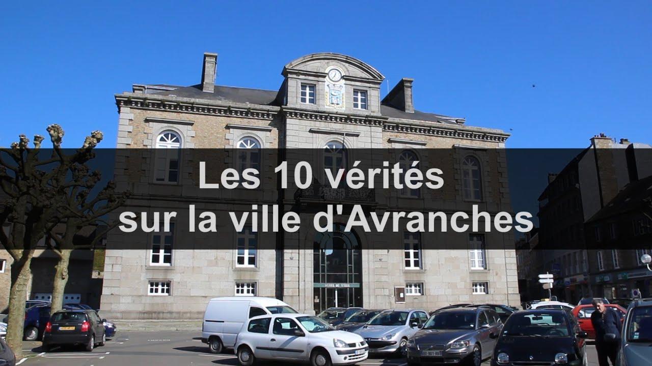 Centre Ville Avranches