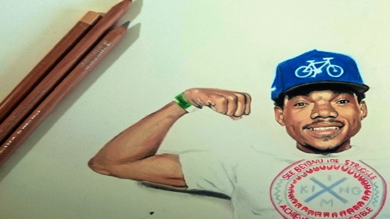 Drawing Chance The Rapper Youtube