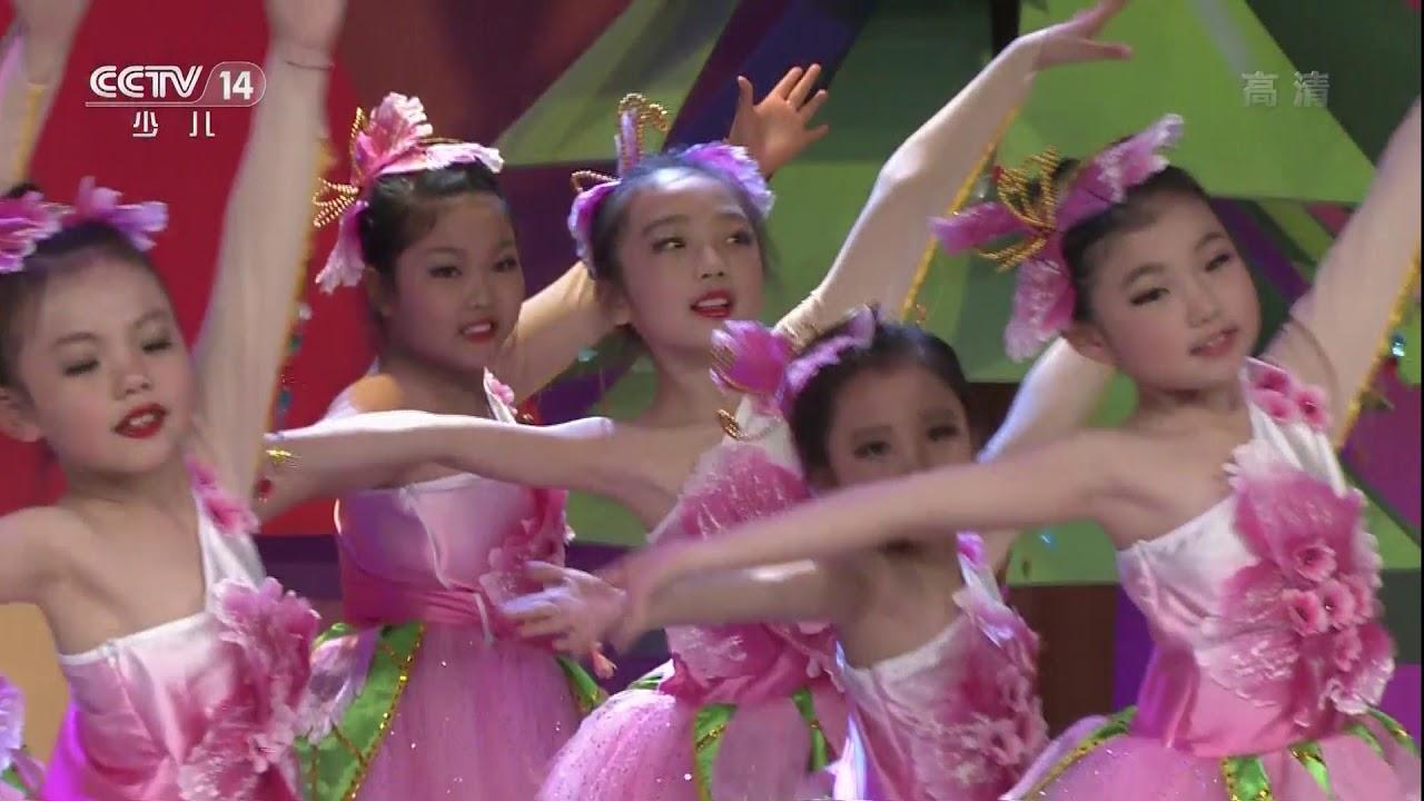 [英雄出少年]《雨中花》 表演:宋铭可等 | CCTV少儿