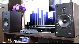 Нові Соло 6С стереодинаміки звуковий тест & бас