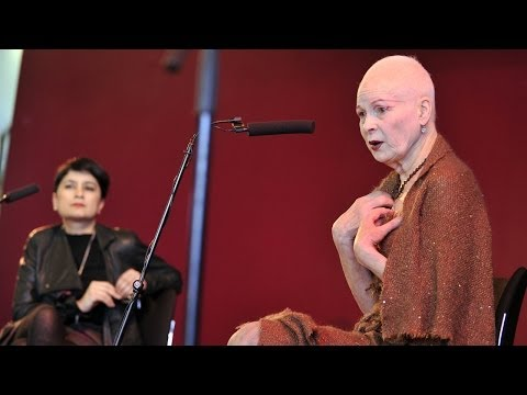 WOW 2014 | Vivienne Westwood in conversation with Shami Chak