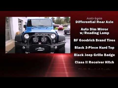 2015 Jeep Wrangler Unlimited Sport 4x4 AEV JK250