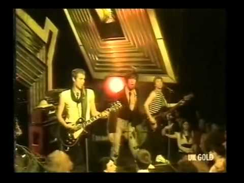 Sham 69 - Hersham Boys on Top of The Pops in 1979