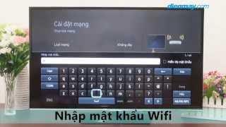 Hướng dẫn kết nối mạng trên Tivi Samsung | Điện máy XANH
