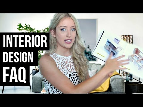 INTERIOR DESIGN FAQ
