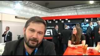 Security Essen 2014: JVC, Interview - Ismet Bozkurt, Sales Manager, South East Europe