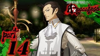 Shin Megami Tensei IV: Apocalypse - Part 14 - Shesha Returns