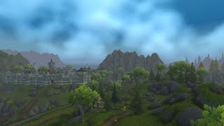 World of Warcraft Then and Now: Stromgarde [8.0.1.26095]
