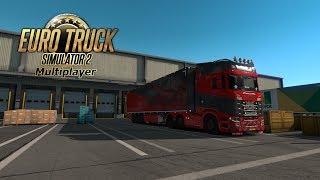 Ik leef nog wel ja l Euro Truck Simulator 2 MP {G29}