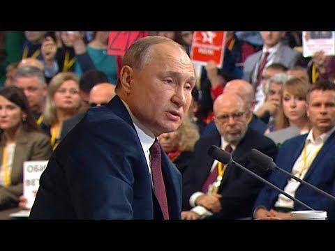 Путин – об увеличении зарплат врачей в России