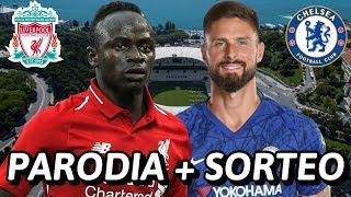 Canción Liverpool vs Chelsea FINAL SUPERCOPA (Parodia China - Anuel AA)