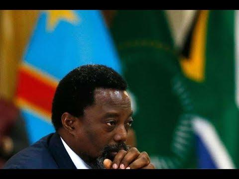 Joseph Kabila maintains suspense over election plans