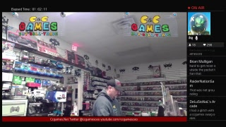 ccgames store live stream 11-16 no E3 for Sony/ Discless Xbox one