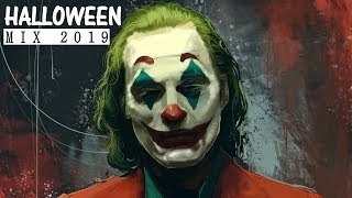 HALLOWEEN MIX 2019 - EDM Party Electro House Music Mix