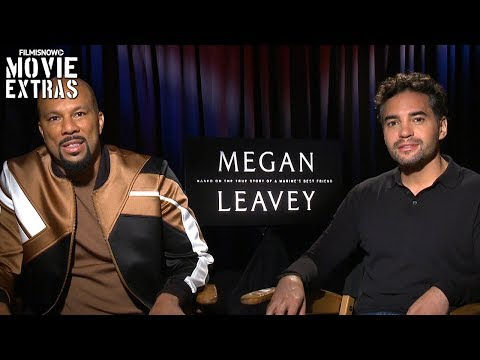 Megan Leavey (2017) Common & Ramon Rodriguez talk about their experience making the movie