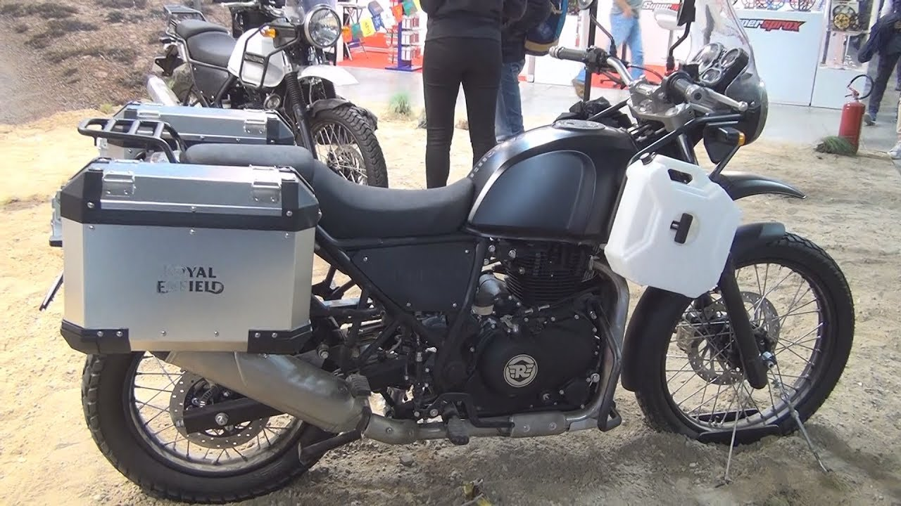 royal enfield himalayan 2017 exterior and interior funnycat tv. Black Bedroom Furniture Sets. Home Design Ideas