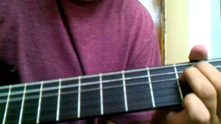 Senorita - Zindagi Na Milegi Dobara - Guitar Lesson - NJNE