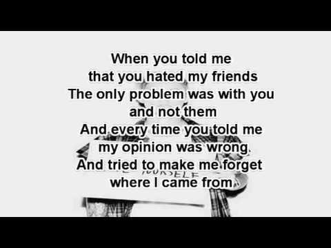 Love Yourself Lyrics