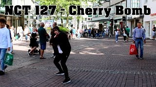 NCT 127 - Cherry Bomb Short Public Cover
