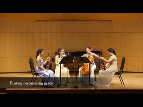 Fantasy on Amazing Grace - Ivy String Quartet