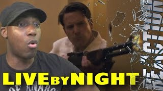 Live By Night – Teaser Trailer REACTION!