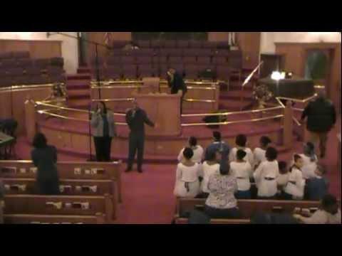Gospel Joy @ Mount Neboh Baptist Church 1883 Adam Clayton Powell Jr. Blvd Pt. 1