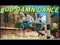 Masicka - god Damn (viral Dance Video) ||god Damn Choreography ||Dance video ||Dancehall 254